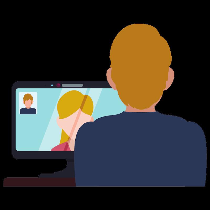 Videoconferencia profesional