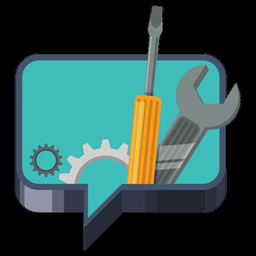 Nuestra principal actividad es el mantenimiento de sistemas para empresas.